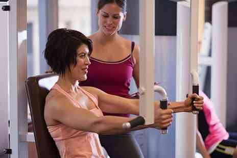 Gymophobics - Ten Gym Passes Plus Physical Assessment - Save 24%
