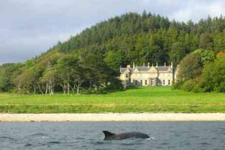 Raasay House Hotel - In Isle of Raasay Two Nights For Two With Breakfast Champagne and Chocolates - Save 44%