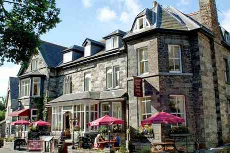 Glan Aber Hotel - Two night Welsh escape for two, including a complimentary afternoon tea - Save 50%