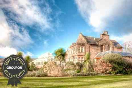 Auchrannie Resort - One Night Hotel Stay With Dinner and Spa - Save 67%