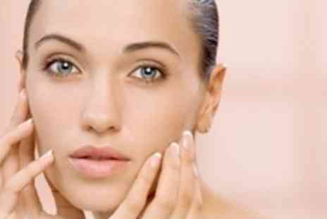 Time Beauty Clinic - CACI Ultra Facial Treatment Plus Back, Neck and Shoulder Massage - Save 66%