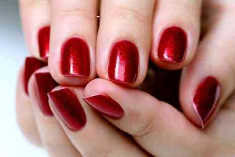 USA Star Nails - Shellac Nails or Deluxe Pedicure and Manicure - Save 20%