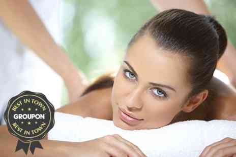 Beauty and the Spa - Choice of Massage For One - Save 58%