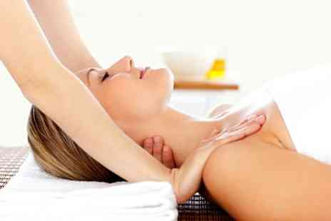 Elegant Hair and Beauty - One Hour Massage Plus Indian Head Massage - Save 54%
