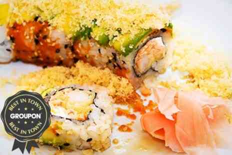 Bonsai Bar Bistro - Japanese Cuisine Meal For Two - Save 60%