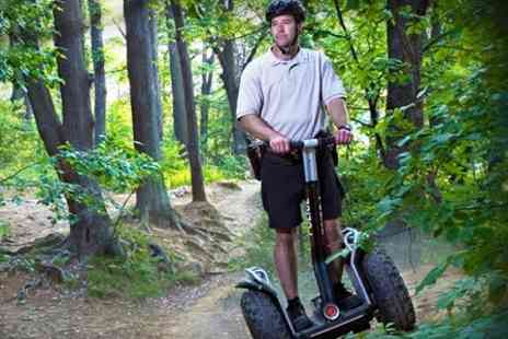 Segway Unleashed - One Hour Challenge For One - Save 67%