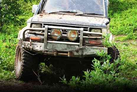 Greentrack Events - 4x4 Off Road Driving Experience - Save 50%