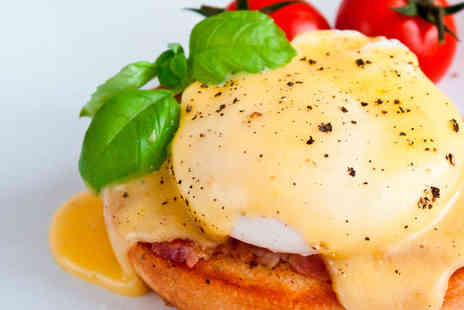 Chequers - Breakfast and Bubbly Cocktail for Two - Save 57%
