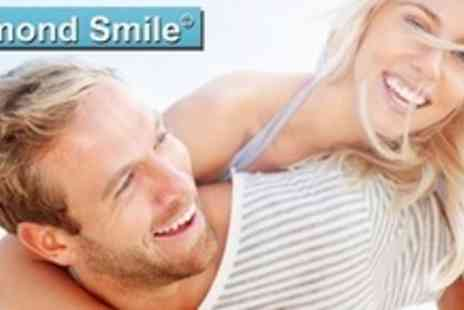 Diamond Smile - One Hour Laser Teeth Whitening - Save 67%