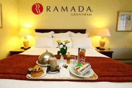 Ramada Grantham - Two Night Stay for Two With Two Course Dinner and Breakfast Each Morning at The Four Star Ramada Grantham - Save 57%
