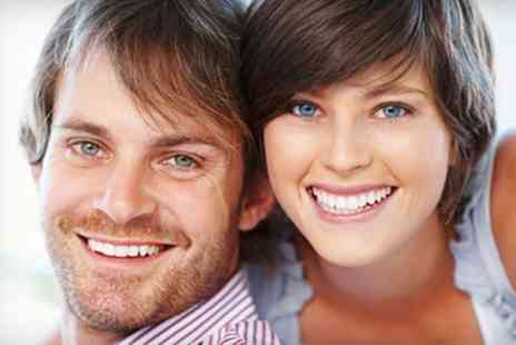 Stardent Dental Laser Clinic - Laser Teeth Whitening With Scale and Polish - Save 41%