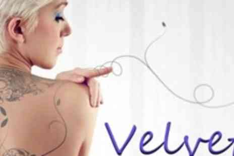 Velvet Tattoo - Three Sessions of Laser Tattoo Removal - Save 62%