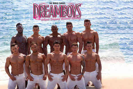 Dreamboys - Ticket to see the Dreamboys show including a cocktail buffet and club entry - Save 40%