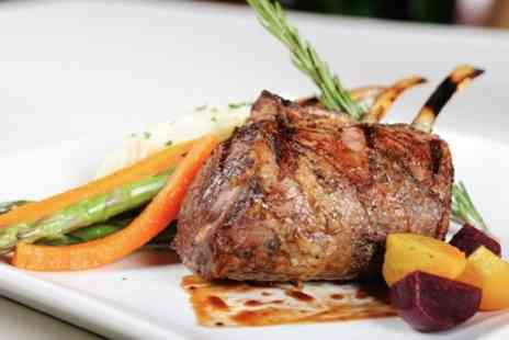 The Bull - Two Courses of Gastropub Fare With Wine For Two - Save 36%