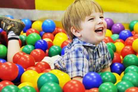 Tumble Town Play Centre - One Play Sessions Plus Lunch - Save 61%