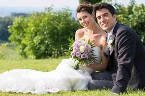 Blenheim Lakeside Hotel - Wedding Package With Three Course Meal Reception and Bridal Suite - Save 20%