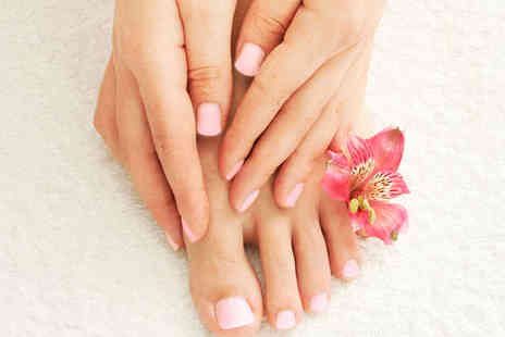 Studio 927 - Manicure and Pedicure - Save 65%