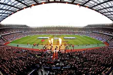 Scottish Rugby - Scotland v Japan Autumn Test Rugby Ticket - Save 20%