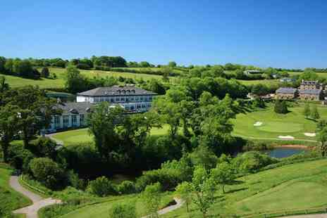 Dartmouth Golf - Two night Dartmouth stay for two with a whole host of extras - Save 61%