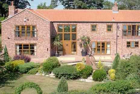 Red House Farm Cottages - In Yorkshire Two Night Self Catering Cottage Stay For Up to Six - Save 45%