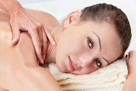Pure Beauty Spa - Massage Plus Choice of Facial - Save 77%