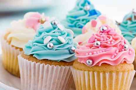 The Little Cake Cart Company - Cupcake Decorating Class For One - Save 13%