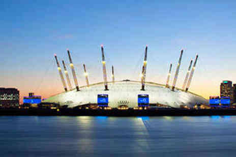 The O2 - Exclusive Package to See JAY Z Including Access to Alphabet City Bar and a Glass of Bubbly - Save 25%
