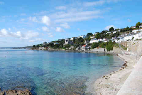 St Mawes Hotel - One night stay for 2 including breakfast - Save 54%