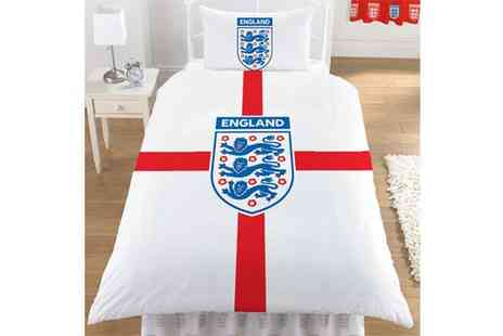 Price Lover - Three Lions Duvet Cover - Save 55%