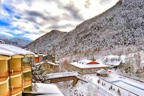 The Internet Traveller - Seven night Andorra ski holiday staying four star including flights - Save 46%