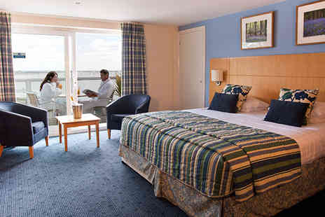 Sandbanks Hotel - Two night stay for 2 including breakfast - Save 66%