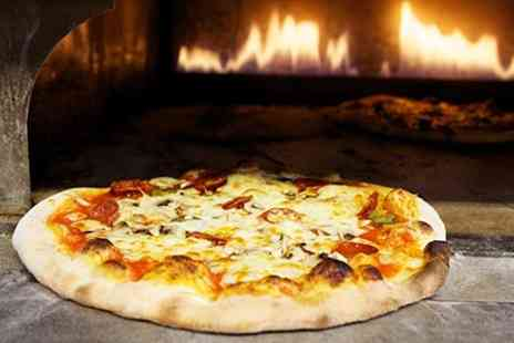 Ponte Vecchio - Pizza or Pasta With Bellini For Two - Save 50%