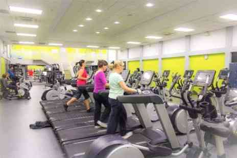 Hyndburn Leisure - Womens Gym Ten Feelgood Factory Passes - Save 40%