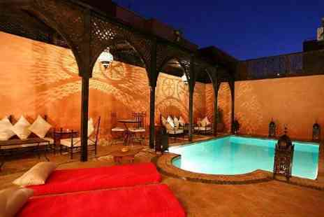 Villa Amira & Spa - In Marrakech Two Nights For Two With Breakfast and Dinner - Save 58%