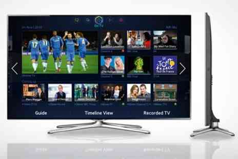 Ebuyer.com - Samsung 55in 3D LED Smart TV - Save 19%