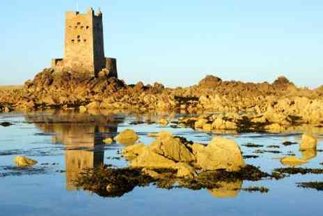Premier Holidays - In Jersey Three Nights For Two With Breakfast Car Hire and Ferry Tickets - Save 18%