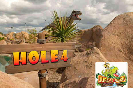 World of Golf - Round of Adventure Golf For Two Adults - Save 53%