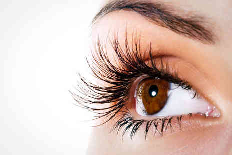 Liam Joshua Health Hair - Semi Permanent Lashes and Eyebrow Shape - Save 62%