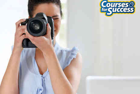 Courses for Success - Online Diploma in Professional Photography - Save 92%