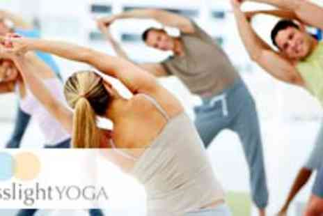 In The Moment Yoga - Blisslight Yoga Hatha yoga classes - Save 63%