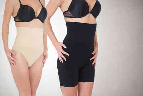 Shapewear - Pair of control pants - Save 50%