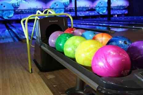 Planet Leisure - Bowling Two Games For Two - Save 54%