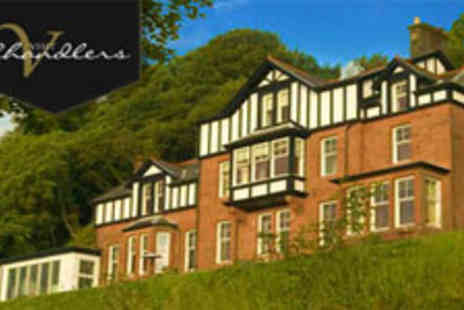 Chandlers Hotel - One Night stay Includes bottle of Bubbly and 2 course dinner - Save 51%