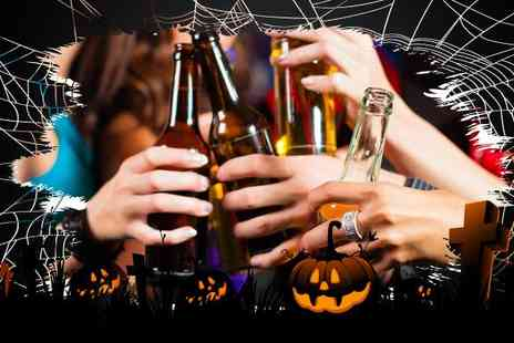 1 Big Night Out - Halloween pub crawl for five - Save 60%