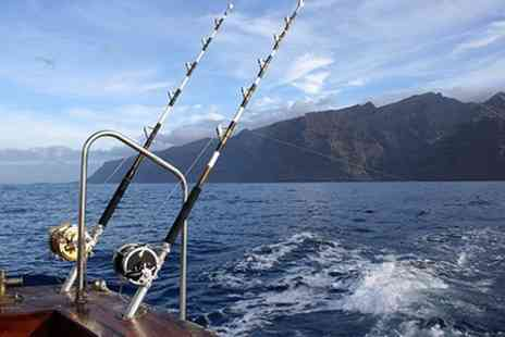 Anchorman Charter - Deep Sea Fishing For One - Save 62%