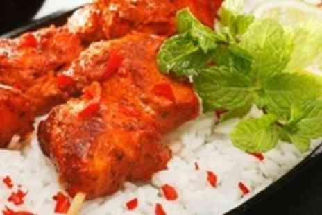 Spice Room - Indian Seafood and Meat Banquet For Two With Bengali Tea - Save 66%