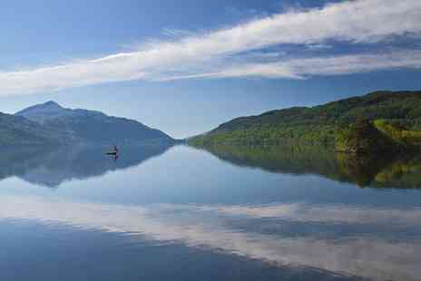 SD Adventures -  Loch Lomond canoeing - Save 62%