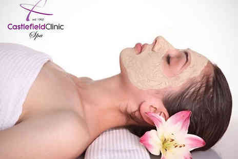 Castlefield Clinic - One Diamond Peel Microdermabrasion Facial Treatments - Save 62%