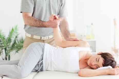 Deansgate Chiropractors -Consultation Plus Two Treatments - Save 76%