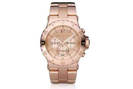 Stagwatches - Michael Kors Ladies Chronograph Watch - Save 39%